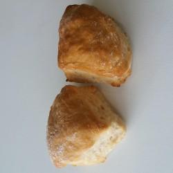 Naturlig glutenfri Teboller uden mælk