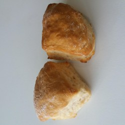 Teboller glutenfri uden mælk (2 stk)