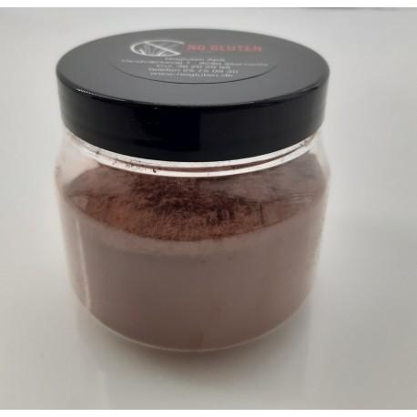 Naturlig glutenfri Chokolade mousse pulver